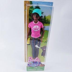 Barbie camping fun nikki
